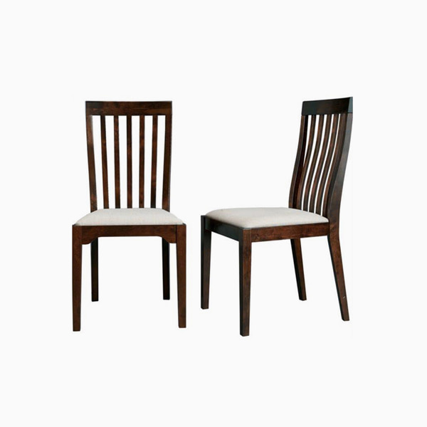 가렛 다크 식탁의자  GARRAT DARK PAIR OF DINING CHAIR