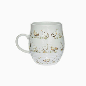 오리 배럴 머그 (4P)  DUCKS BARREL MUG (4P)